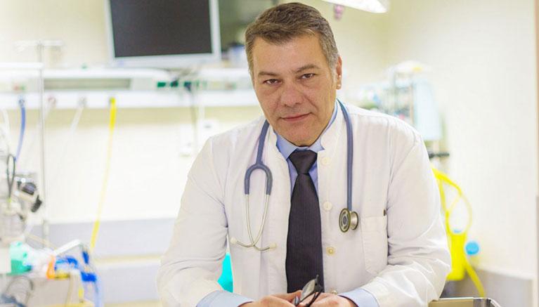 Δρ. Γεώργιος Ηλίας - Γενικός Χειρουργός